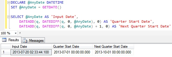 Quarter_Start_And_Next_Quarter_Start_Date