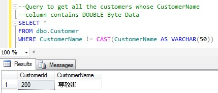 Double_Byte_Records_In_Sql_Server