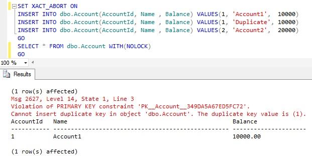 Sql Server Error Handling Demo2