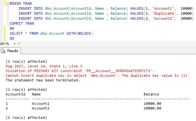Sql Server Error Handling Demo3