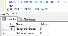 Looping through table records Sql Server 3