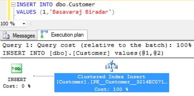 Inserting data into Temporal Table