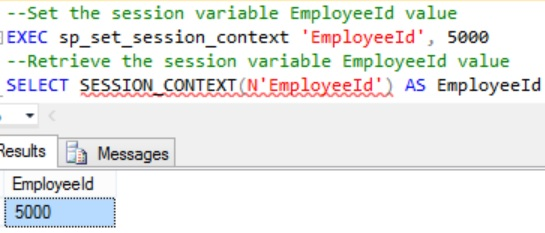 SessionContext Sql Example 1 1