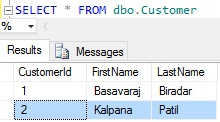 INSERT RESULT ON A TABLE WITH Multiple Trigger