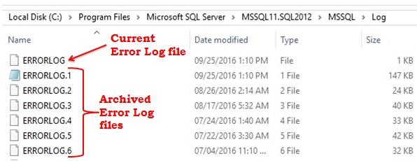sql-server-error-log-folder