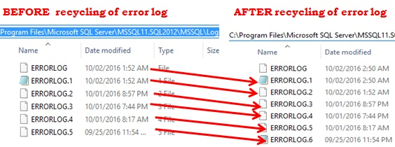 recycle-error-log-file-comparision