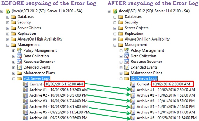 recycle-error-log