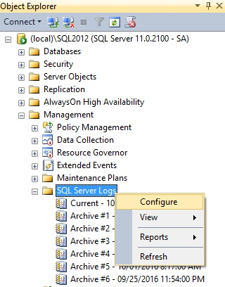 sql-server-error-logs-configuration-change