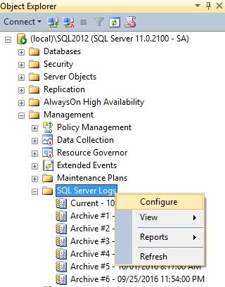 sql-server-error-logs-configuration-change