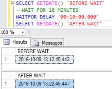 wait-for-10-minutes-in-sql-server